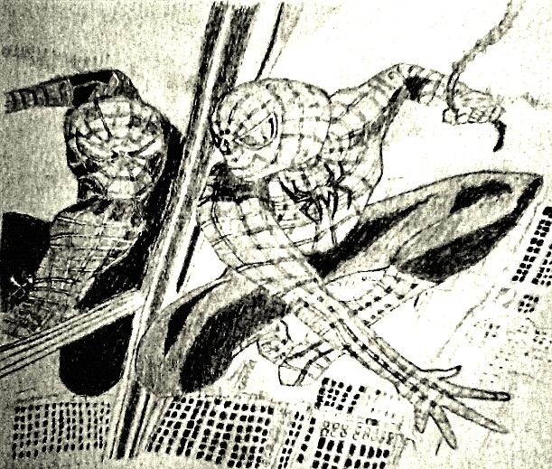 Spider-Man by okass